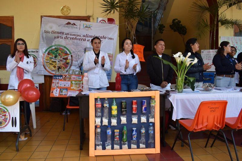 IMPARTEN SEMINARIO DE INTERCULTURALIDAD EN CHILCHOTA